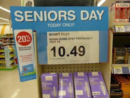 Seniors Day!