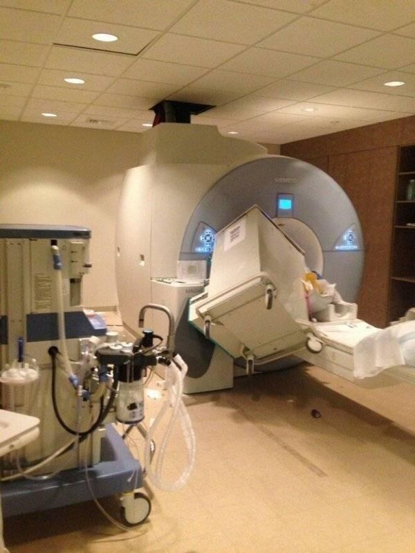 MRI Gone Wrong!
