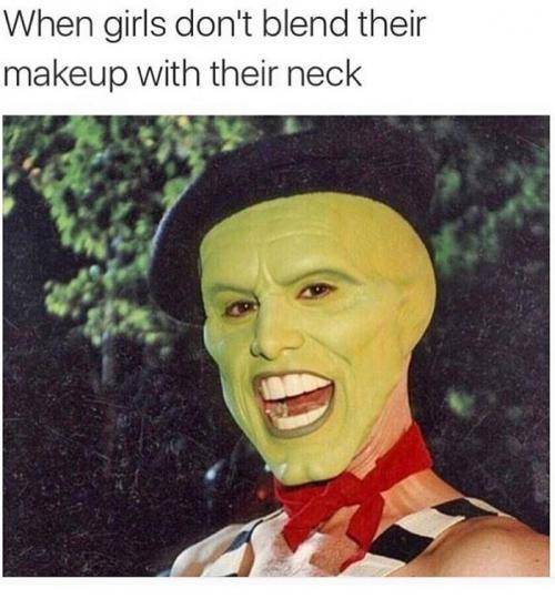 Girls, Blend Your Makeup!